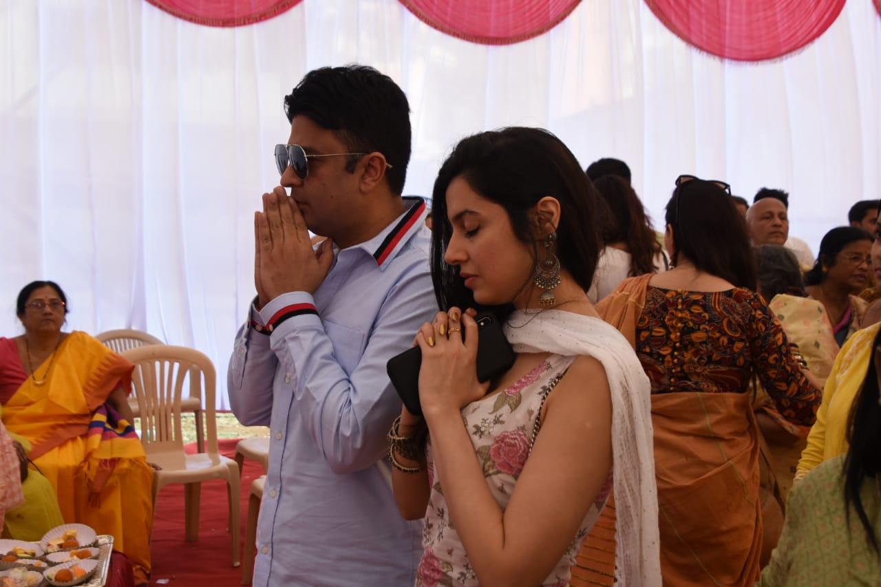 Divya Ghoshla Bhushan Kumar 2