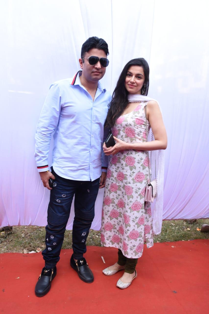 Divya Khoshla Bhushan Kumar