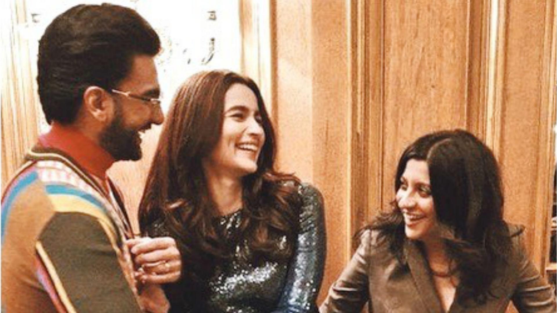 बॉलीवुड सेलेब्स ने देखी रणवीर सिंह और आलिया भट्ट की फिल्म गल्ली बॉय, रिएक्शन देख रह जाएंगे दंग
