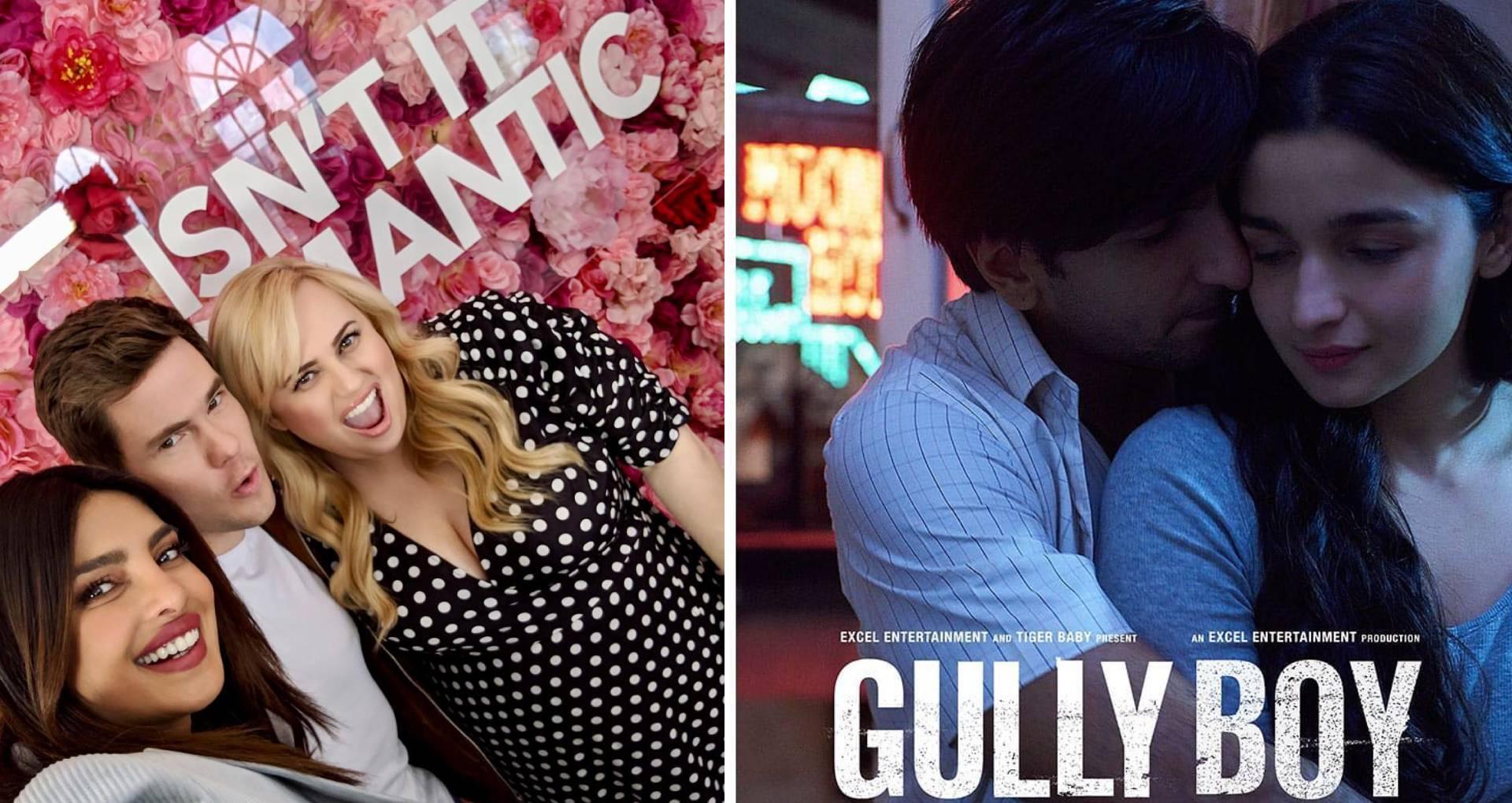 इस वेलेंटाइन डे बॉक्स ऑफिस पर धमाल मचाएंगी ये तीन फिल्में, गल्ली बॉय रेस में होगी सबसे आगे!