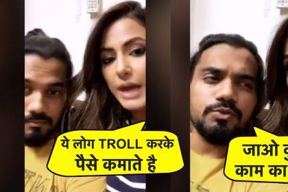 ड्रेस कॉपी पर हिना खान ने ट्रोलर्स को दिया मुंहतोड़ जबाब, लाइव वीडियो के दौरान उड़ाया उनका मजाक