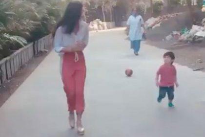 Kiara Advani Taimur Ali Khan Kareena Kapoor Khan Good News Film