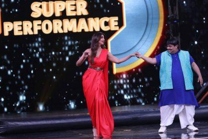 Kiku Sharada Shilpa Shetty