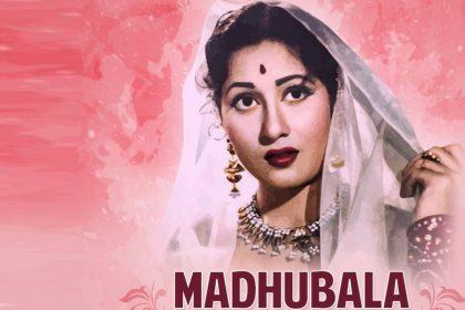 Madhubala Birth Anniversary