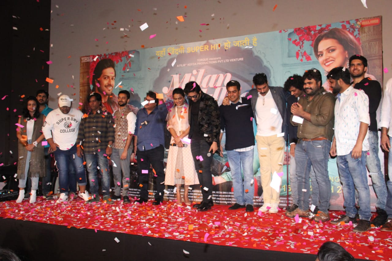 Milan Talkies Launch Event