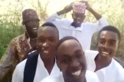 Nigerians Boys