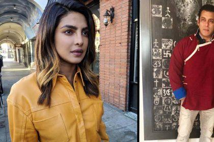 Priyanka Chopra Salman Khan