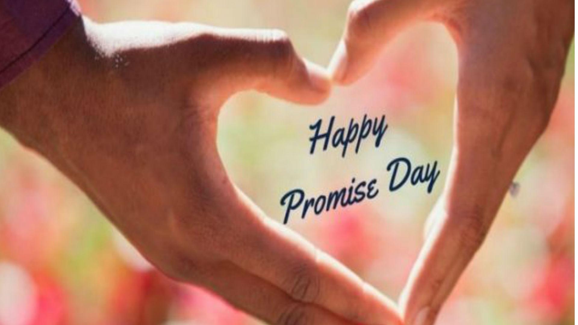 Happy Promise Day 2020: अपने लव पार्टनर के साथ इन 5 वादों की कसमे खाकर बनाए अपने रिश्ते को अधिक मजबूत