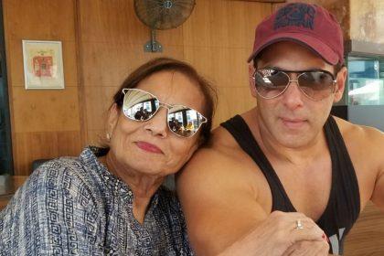 Salman Khan gifts luxury car to mother Salma Khan