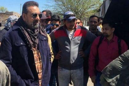 Sanjay Dutt in Kannada actor Yash KGF Chapter 2
