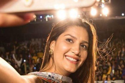 Sapna Choudhary video she copies Daya Ben