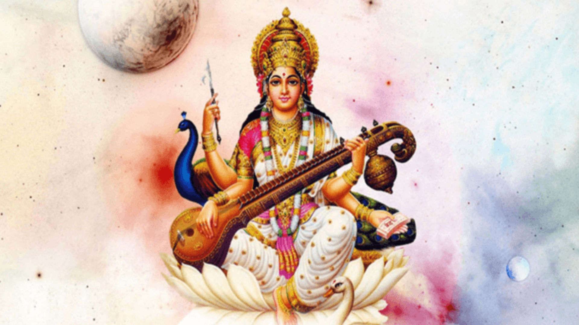 बसंत पंचमी 2019: जानिए कैसे धरती पर भगवान ब्रह्मा की वजह से प्रकट हुई थी मां सरस्वती?