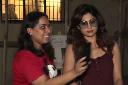 Shamita shetty troll for this video