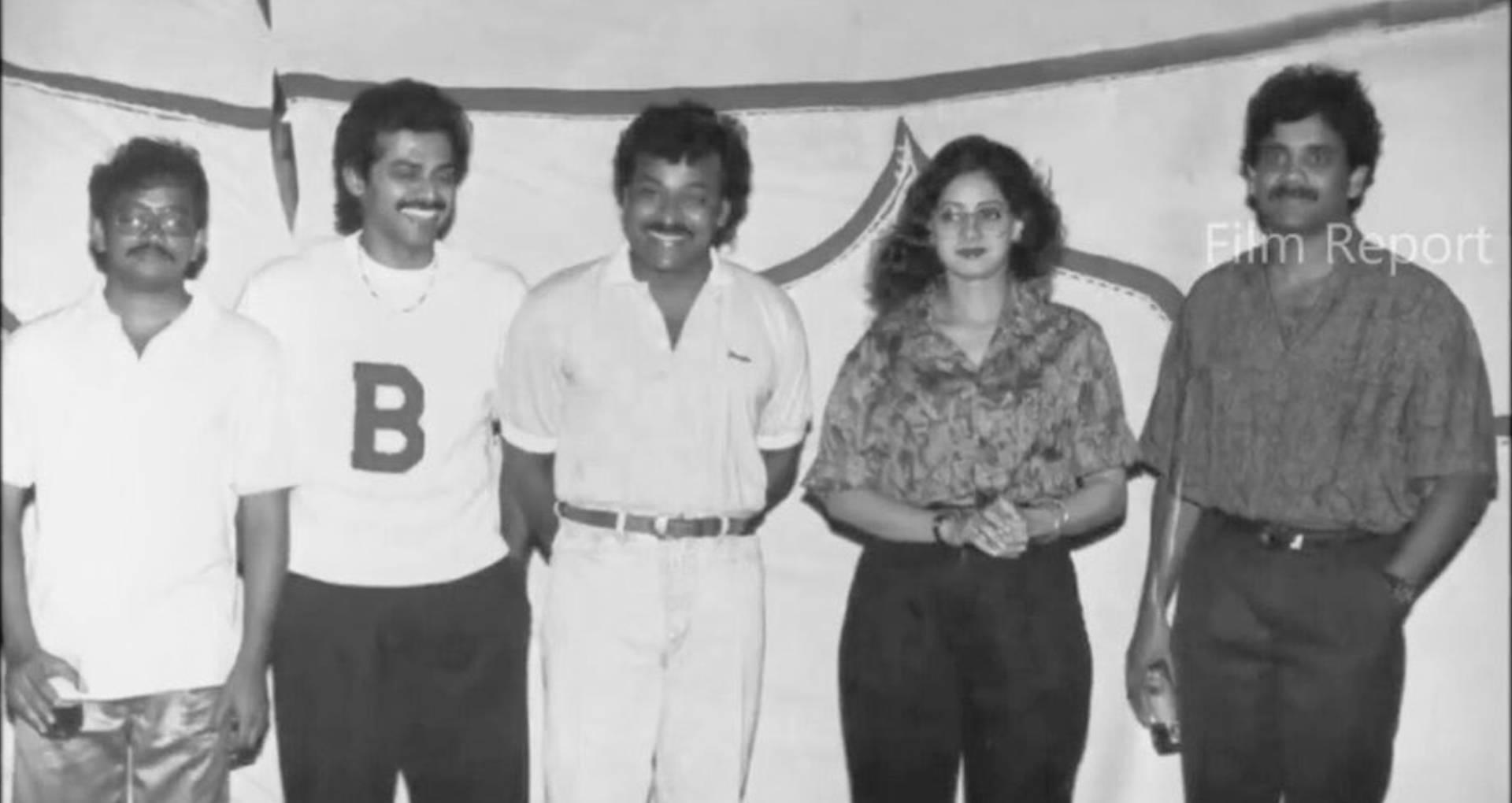 एक्ट्रेस श्रीदेवी की पहली पुण्यतिथि आज, राम गोपाल वर्मा- जाह्नवी कपूर ने पुरानी तस्वीर शेयर कर कहीं ये बातें