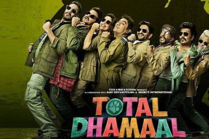 Total Dhamaal Trailer in Punjabi Marathi Gujarati