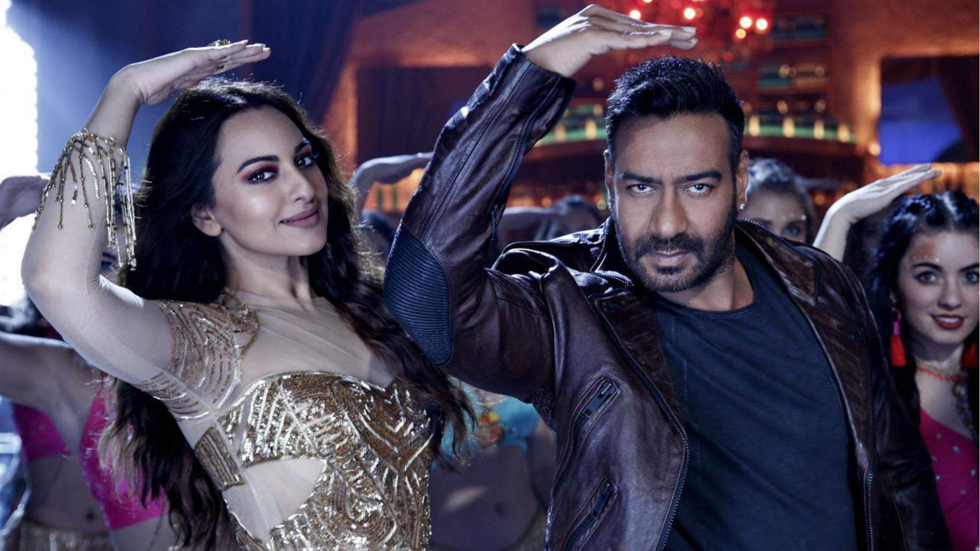 फिल्म टोटल धमाल के गाने 'मुंगड़ा' के कायल हुए अक्षय कुमार, गजब दिखी अजय देवगन-सोनाक्षी सिन्हा की केमिस्ट्री