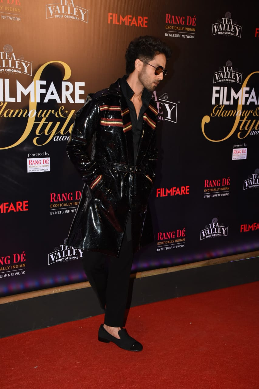 Filmfare Glamour and Style Awards 2