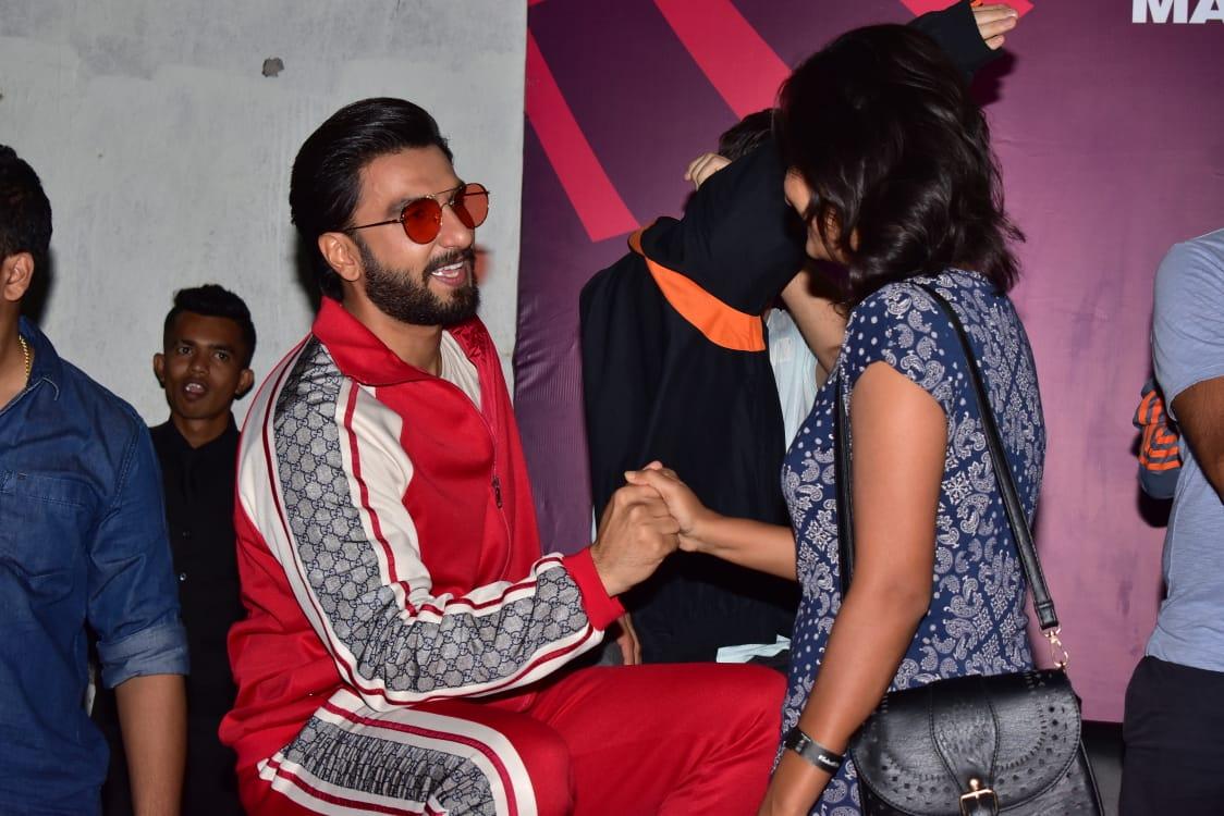Ranveer Singh 12