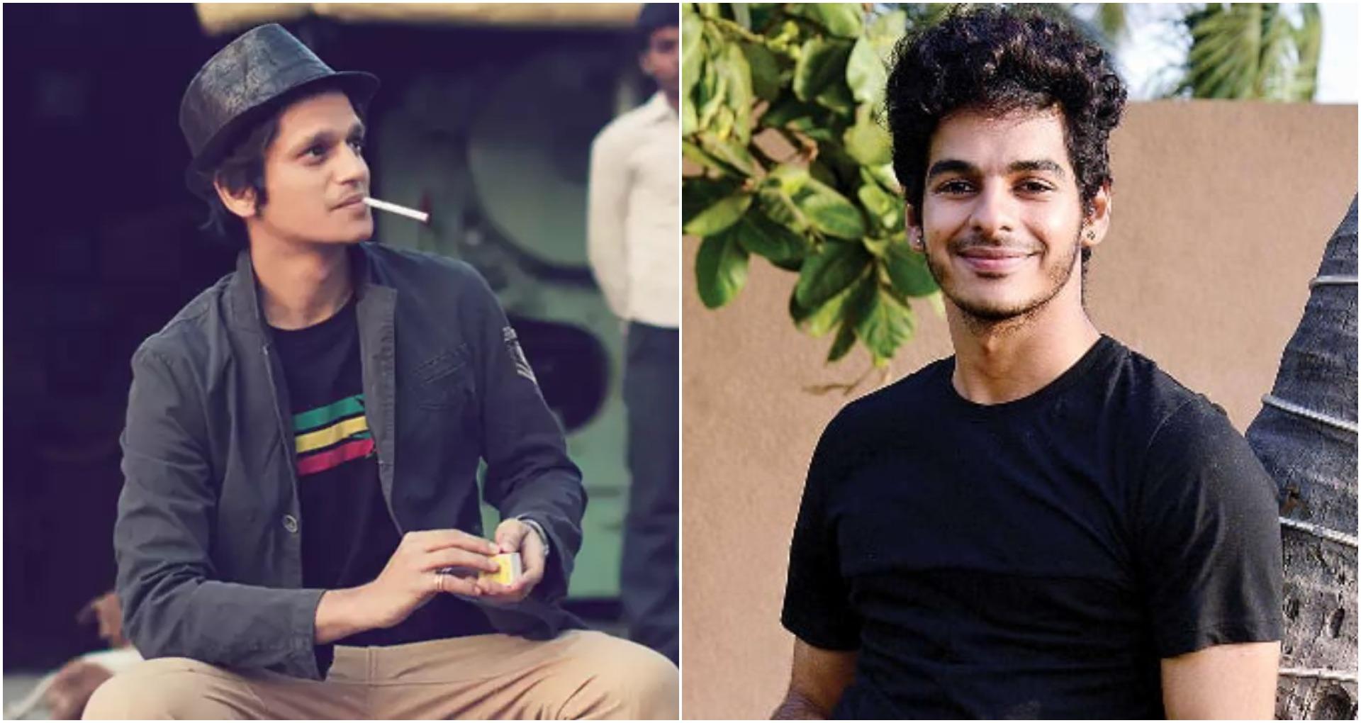 रणवीर सिंह ने नहीं बल्कि मोईन भाई विजय वर्मा के मुरीद हुए ईशान खट्टर, गली बॉय के लिए गा डाला रैप