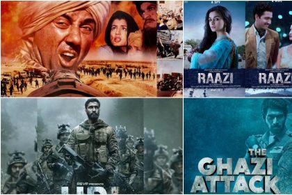 बॉलीवुड की 10 फिल्में जिनमे पाकिस्तान को सबक सिखाया गया (फोटो इंस्टाग्राम)