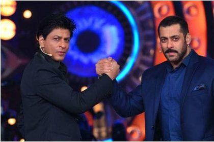 शाहरुख़ खान और सलमान खान (कलर्स)