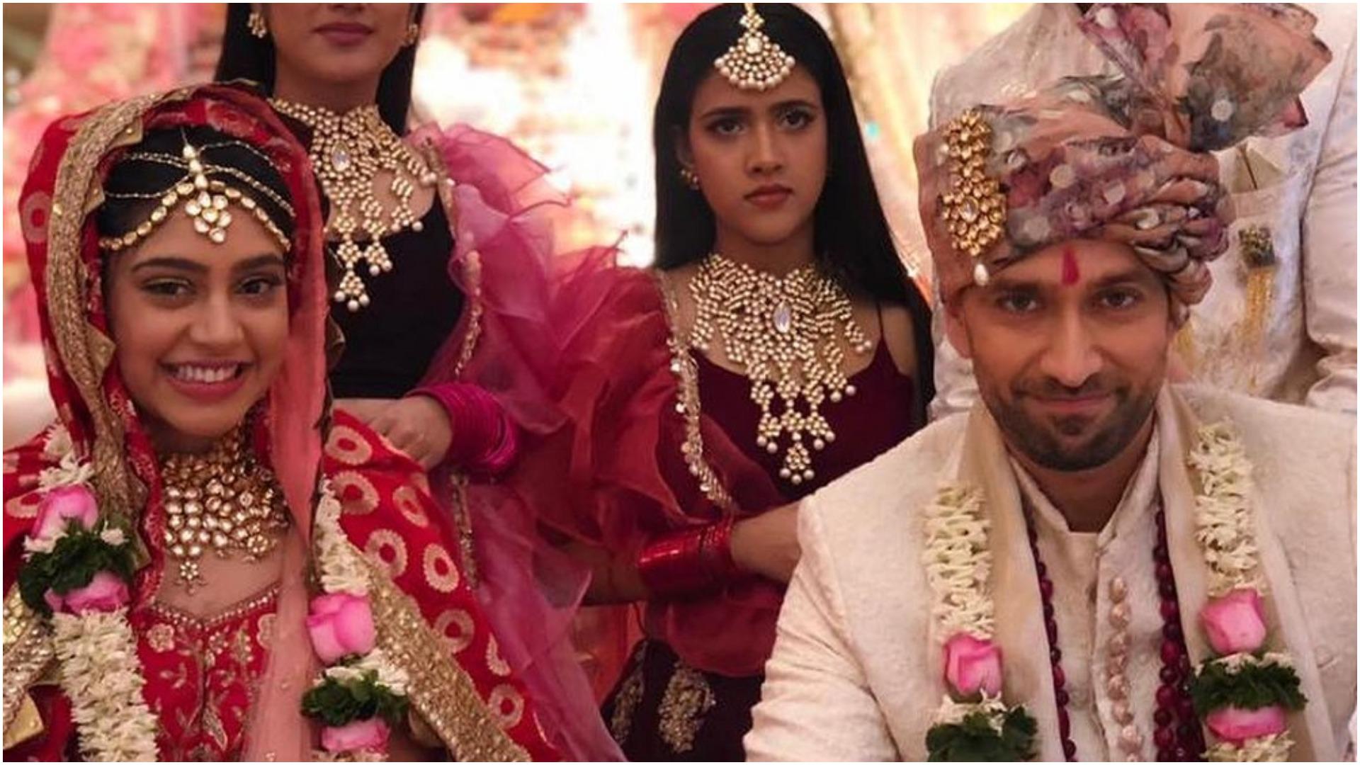 ट्रेंडिंग न्यूज: सीरियल इश्कबाज में मन्नत और शिवांश की शादी की तस्वीरें आईं सामने, पढ़िए टीवी की टॉप 5 खबरें