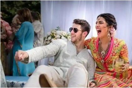 प्रियंका और निक जोनस के शादी की एक तस्वीर (फोटो इंस्टग्राम)