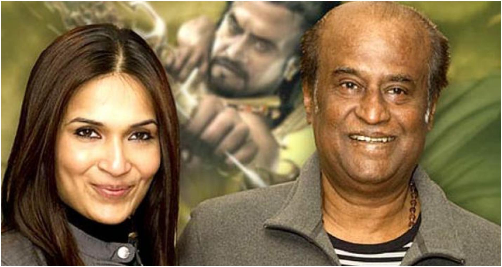 सौंदर्या की शादी का न्योता दे रहे हैं रजनीकांत, इन राजनेताओं-फिल्मी सितारों को भेजा वेडिंग कार्ड