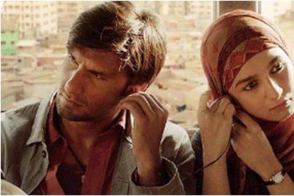 रणवीर सिंह और आलिया भट्ट गली बॉय फिल्म के एक सीन में (फोटो इंस्टाग्राम)