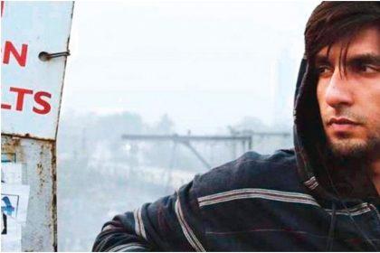 रणवीर सिंह गली बॉय फिल्म के एक सीन में (फोटो इंस्टाग्राम)