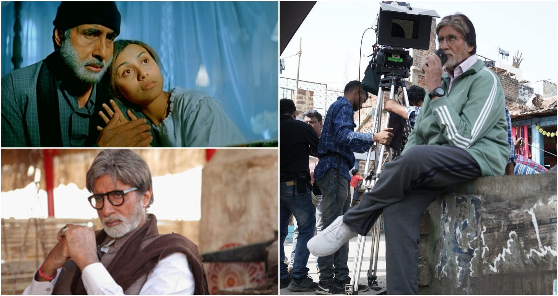 झुंड ही नहीं इन 6फिल्मों में भी महानायक अमिताभ बच्चन ने निभाया टीचरका किरदार, सारी मूवी हुईं सुपरहिट