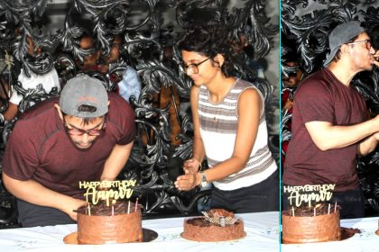 Aamir Khan Birthday Party