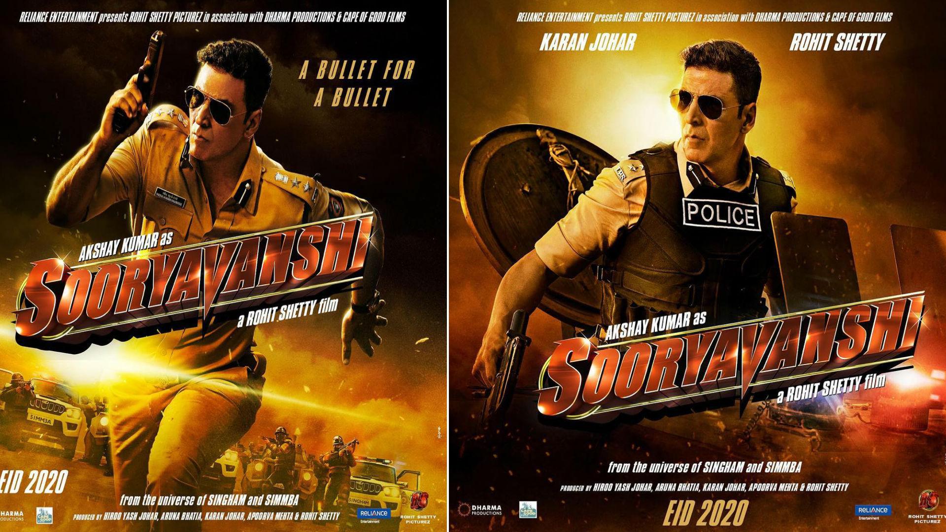 अक्षय कुमार की फिल्म सूर्यवंशी के नाम में डायरेक्टर रोहित शेट्टी ने इस वजह से किया है एक बदलाव