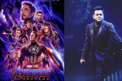 Avengers Endgame AR Rahman