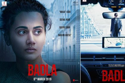 Badla Review Taapsee Pannu Amitabh Bachchan
