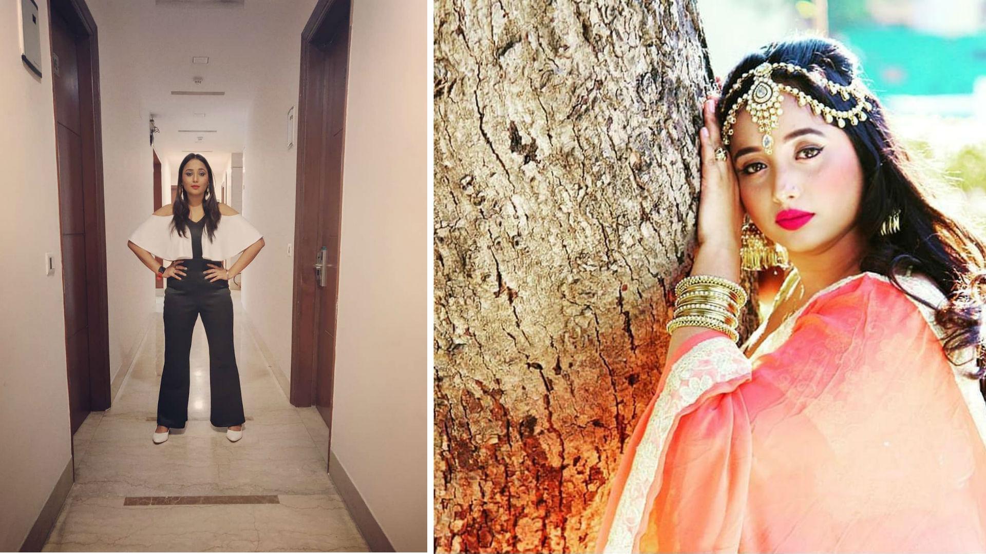 एक्सक्लूसिव इंटरव्यूः भोजपुरी क्वीन रानी चटर्जी ने बताया अपना असली नाम, गोरखनाथ मंदिर से जुड़ी है ये कहानी
