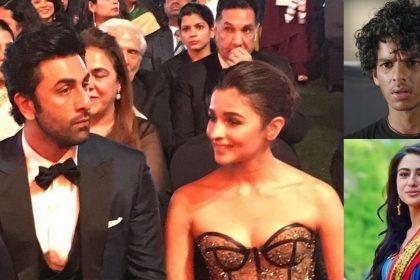 Filmfare Awards 2019 Winners List Ranbir Kapoor Alia Bhatt Ishaan Khatter Sara Ali Khan