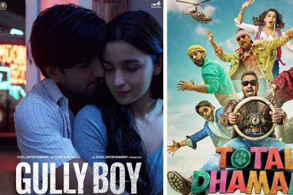 Gully Boy and Total Dhamaal film box office report