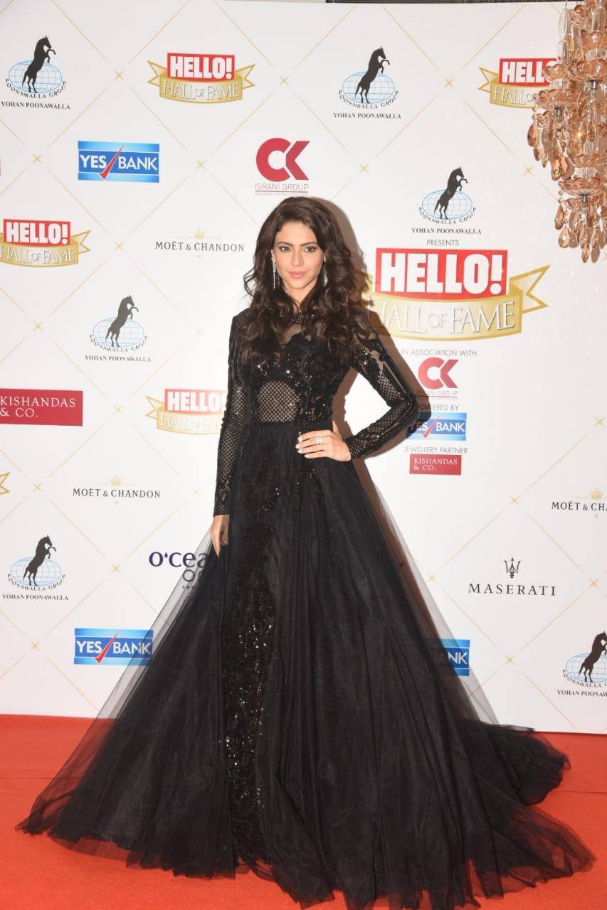 Hall Of Fame Award 2019 Aamna Sharif