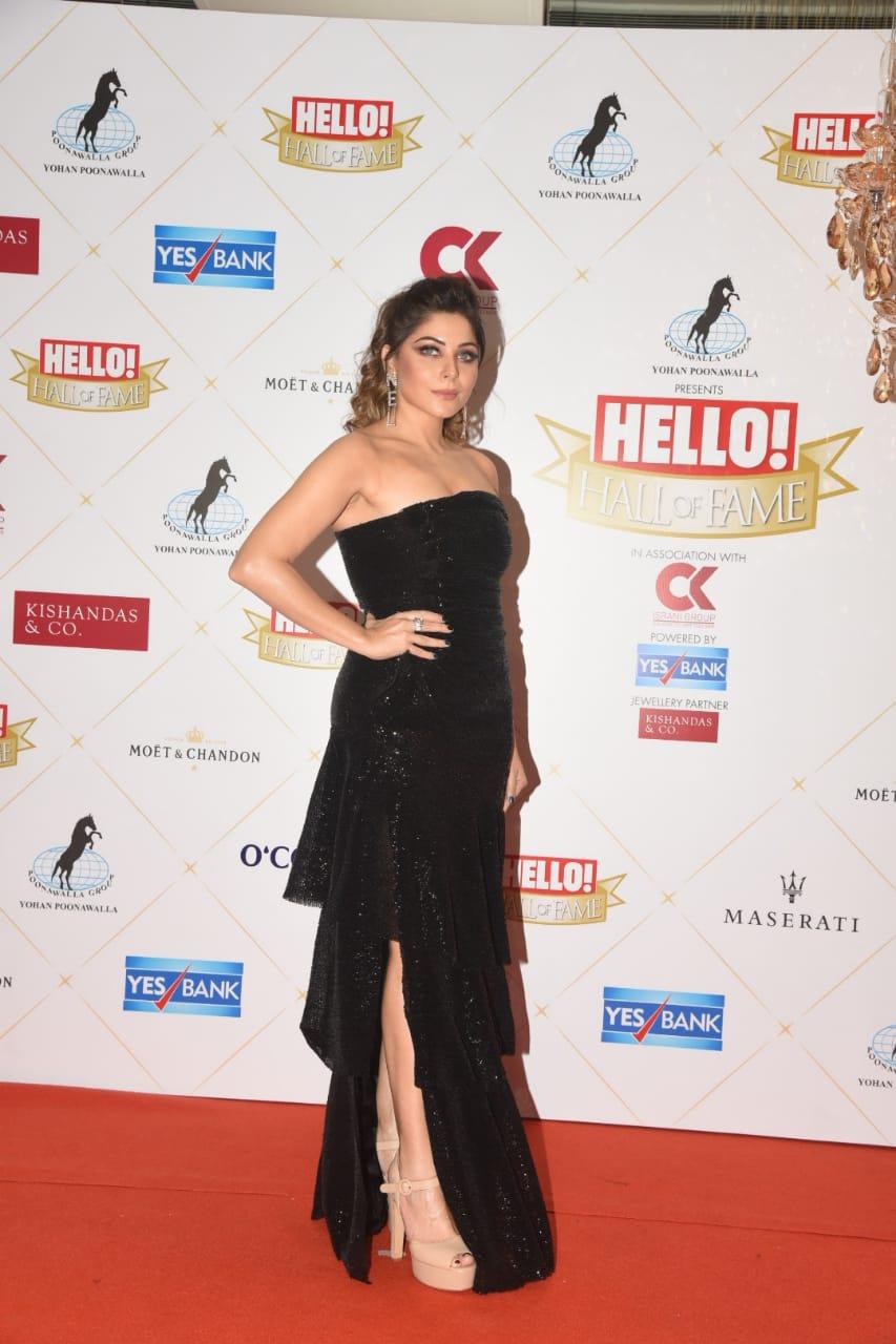 Hall Of Fame Award 2019 Kanika Kapoor