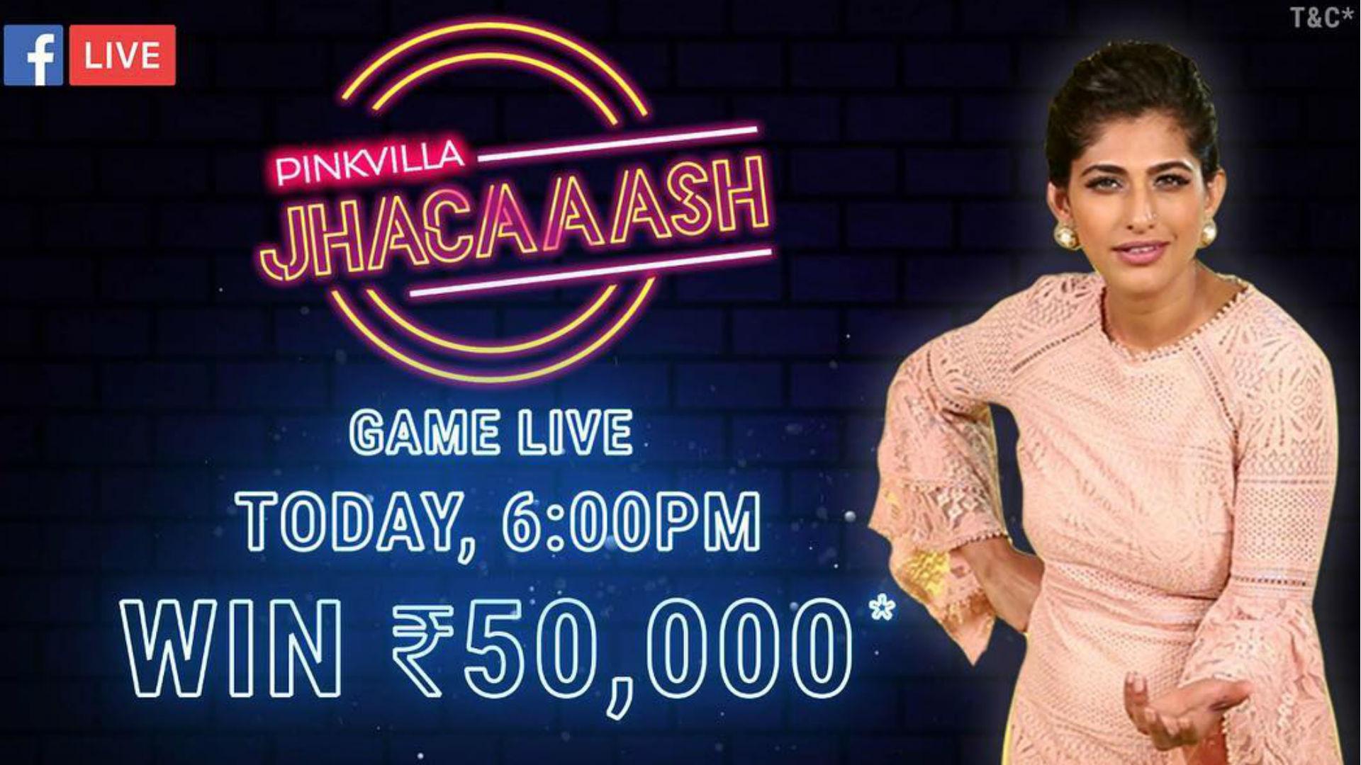 आज से शुरू हो रहा Jhacaaash, टेस्ट कीजिए अपना बॉलीवुड ज्ञान और ले जाइए 50 हजार रुपये तक