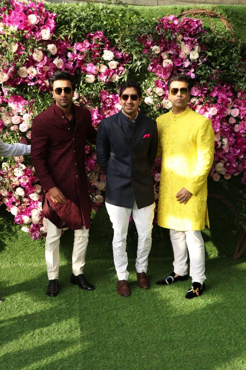 Karan Johar Ranbir Kapoor 1