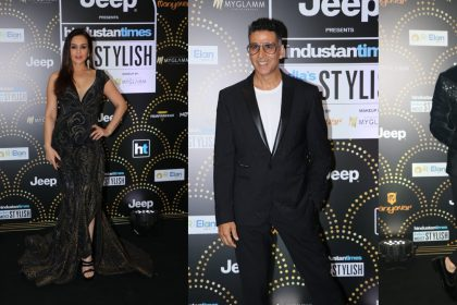 Preity Zinta, Akshay Kumar And Karan Tacker