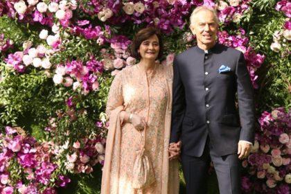 आकाश अंबानी-श्लोका मेहता शादीः क्रिकेटर से लेकर ब्रिटेन के पूर्व प्रधानमंत्री तक हुए शामिल, देखिए तस्वीरें