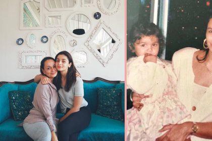 आलिया भट्ट अपनी माँ सोनी राजदान के साथ (फोटो इंस्टाग्राम)