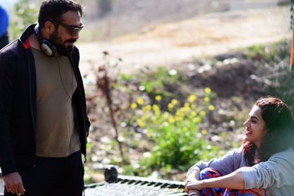 Anurag Kashyap and Taapsee Pannu