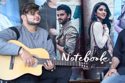 Notebook Mohit Chauhan Vishal Mishra