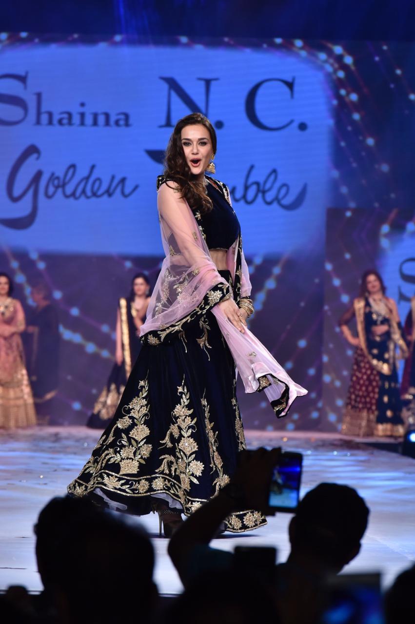 Preity Zinta Shaina Nc