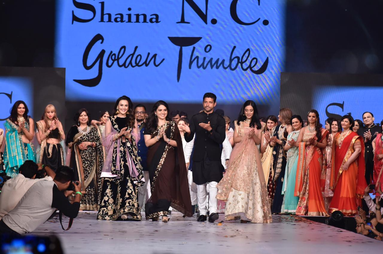 Preity Zinta Farhan Akhtar Shaina NC