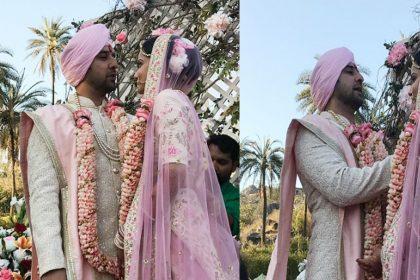 सीरियल पवित्र रिश्ता के एक्टर पुरु छिब्बर ने लिए रोशनी बंथिया संग साथ फेरे, देखिए शादी की खूबसूरत तस्वीरें